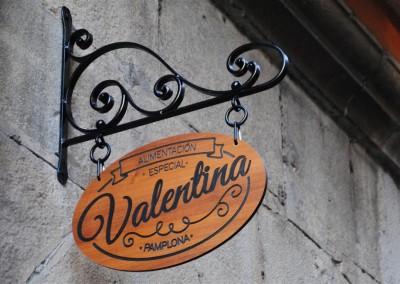 Alimentación especial Valentina