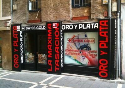 Reforma local Compro Oro