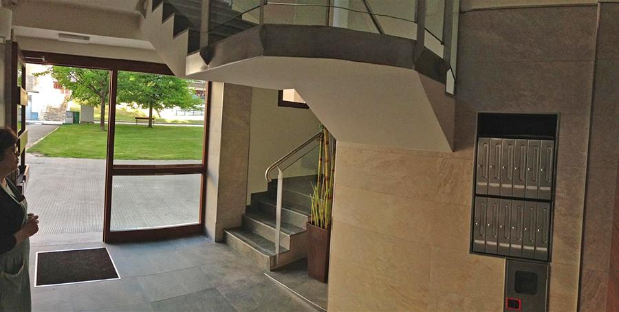 Reforma portal en pamplona arquitecto tecnico pamplona - Arquitectos en pamplona ...
