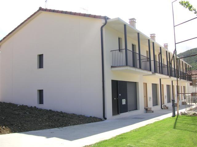 Ejecución de viviendas adosadas