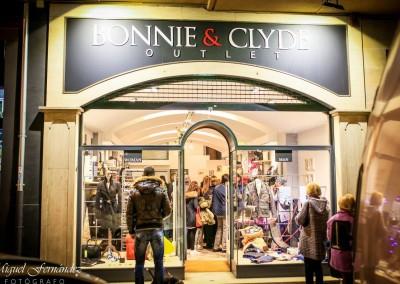 Tienda de ropa Bonnie & Clyde